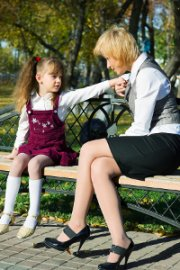 Parenting alone after separation