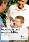 Legal rights and responsibilities: for parents living apart
